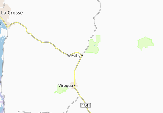 Westby Map