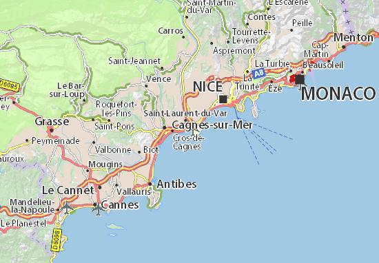 Cap 3000 Map