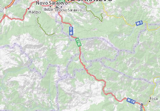 Mapas-Planos Trnovo