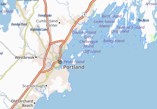Mapas-Planos Long Island