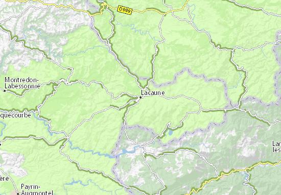 Mappe-Piantine Lacaune