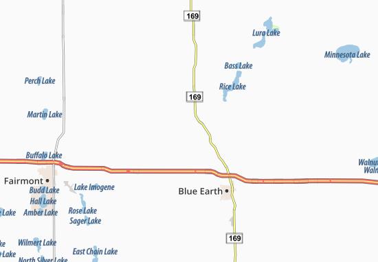 Huntley Map