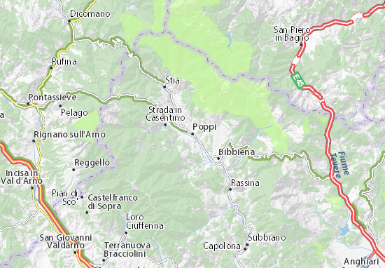 Poppi Map