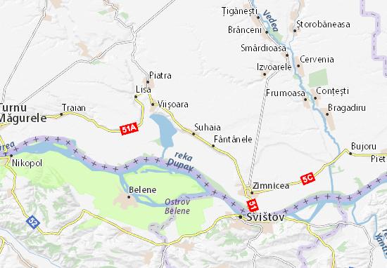 Suhaia Map