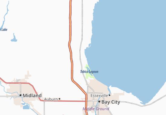 Linwood Map