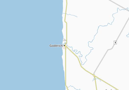 Goderich Map