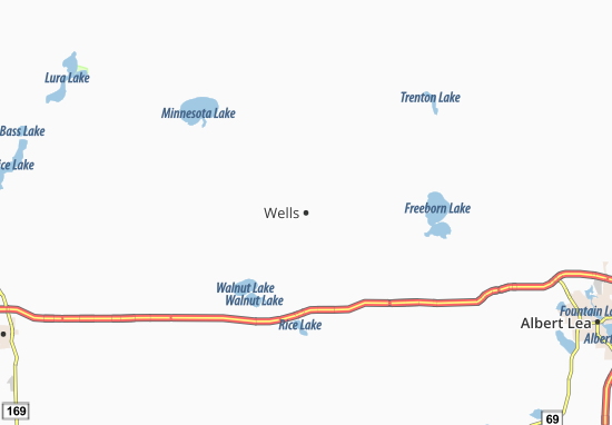 Mappe-Piantine Wells