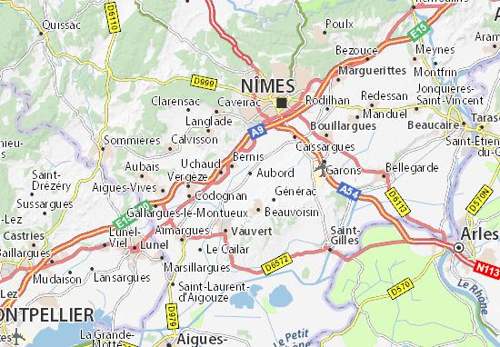 Mappe-Piantine Aubord