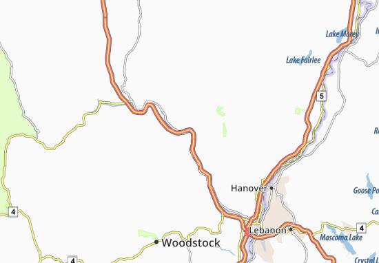 Sharon Map