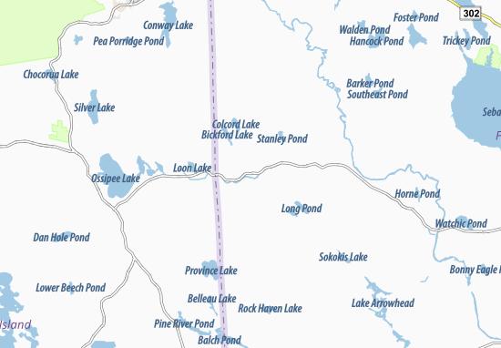 Porter Map