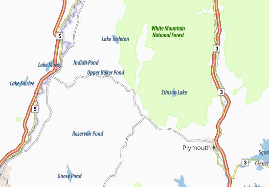 Wentworth Map