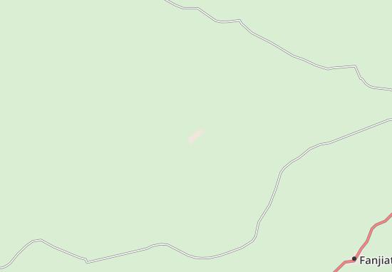 Huaidezhen Map