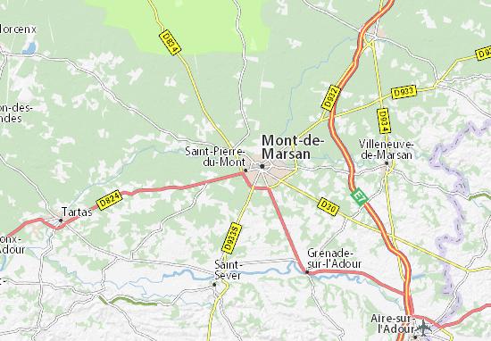 Saint-Pierre-du-Mont Map
