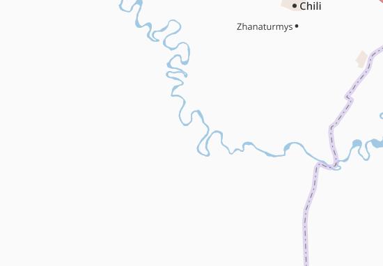 Kaart Plattegrond Tastop