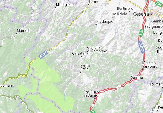 Galeata Map