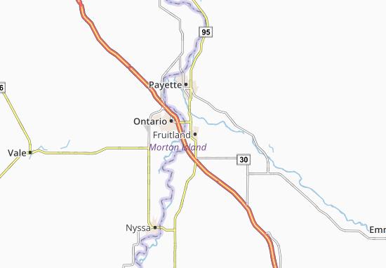 Mappe-Piantine Fruitland