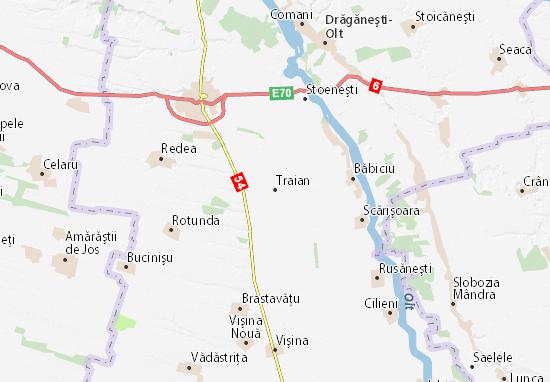 Traian Map
