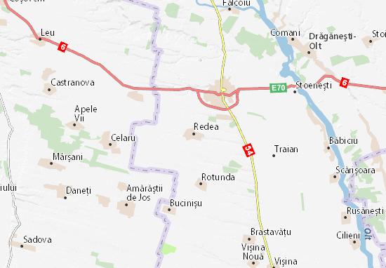 Redea Map