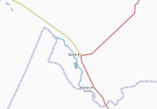 Birlik Map