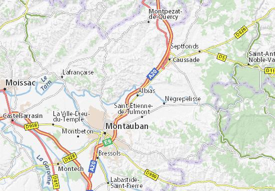 Albias Map