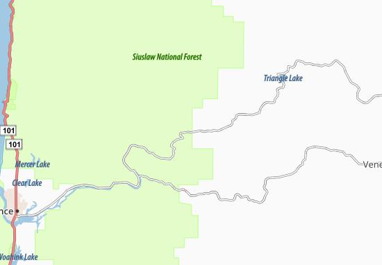 Map of Deadwood - Michelin Deadwood map - ViaMichelin Deadwood Hotel Map on