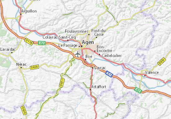 Boé Map