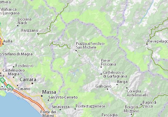 Mappe-Piantine Camporgiano