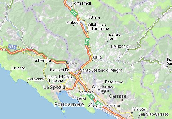 Mapas-Planos Montale