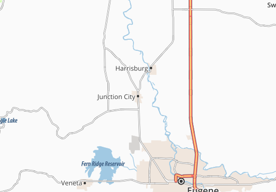 Junction City Map