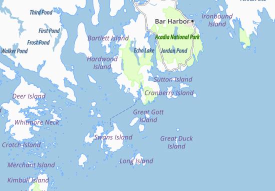 Bernard Map