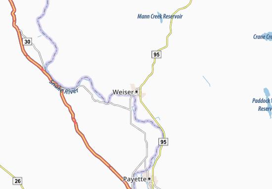 Mapas-Planos Weiser