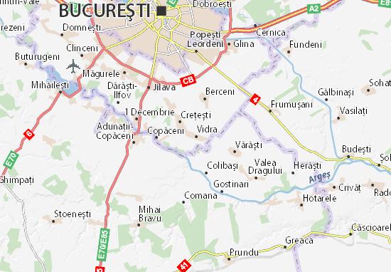 Vidra Map