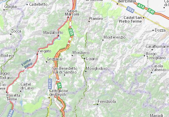 Mappe-Piantine Loiano