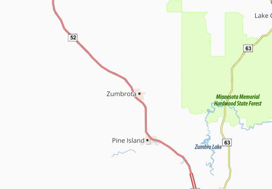 Mapas-Planos Zumbrota