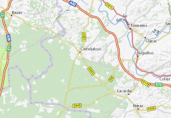 carte de la reunion détaillée Carte détaillée La Réunion   plan La Réunion   ViaMichelin