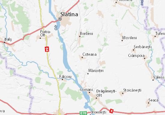 Mapas-Planos Coteana