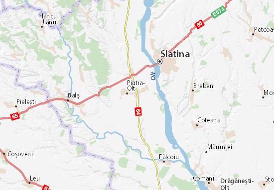 Mapas-Planos Piatra