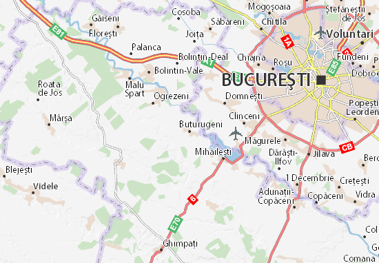 Buturugeni Map