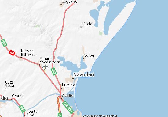 Corbu Map