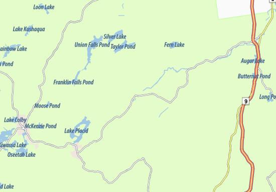 Mappe-Piantine Wilmington