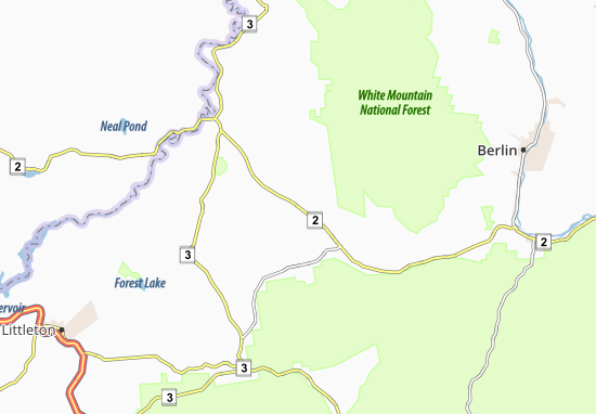 Jefferson Map