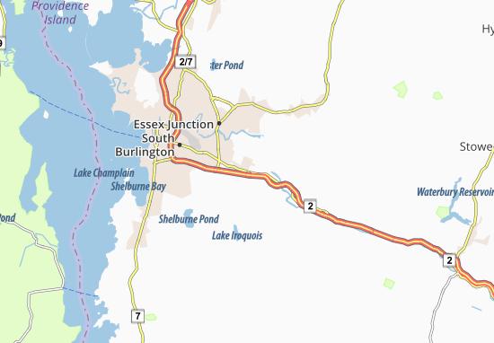 Williston Map