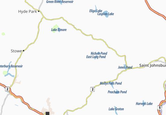 Woodbury Map