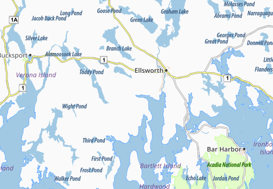 Surry Map