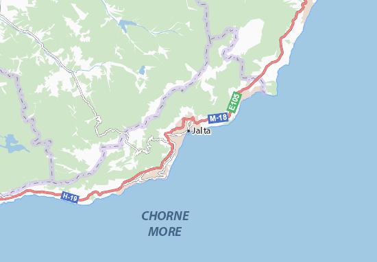 Mapas-Planos Jalta