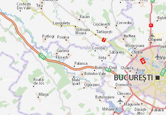 Trestieni Map