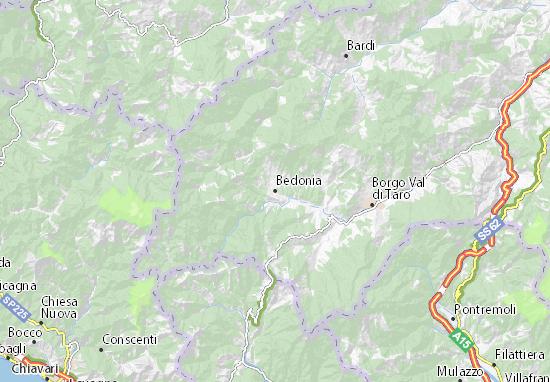 Mapas-Planos Bedonia