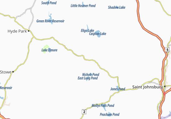 Hardwick Map