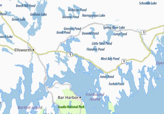 Sullivan Map