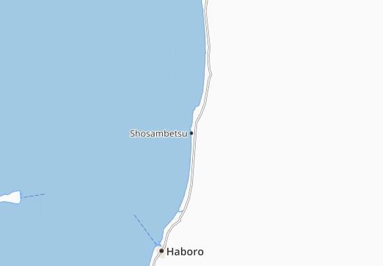 Mapas-Planos Shosambetsu